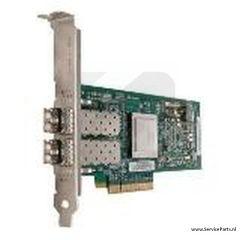 AJ764A HBA 82Q 8Gb HP PCIe FC Dual Port (Qlogic QLE2562)