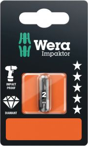 05073921001 855/1 IMP DC Diamond ZB Impaktor Bits 855/1 IMP DC 1xPZ 2x25;