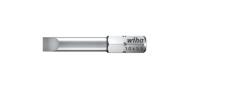 "WIHA01621 Wiha Bit Standard 39 mm sleufkop 1/4"" (01621) 8,0"