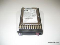 434916-001 Harddisk 72GB 10K rpm SAS hot plug SFF