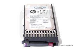 "581286-B21 HP 600GB 6G SAS 10K rpm SFF (2.5"") Dual Port ENT 3yr HDD"